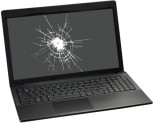 Display Reparatur Tausch Acer Aspire 1350 all inklusive